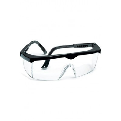 Koruyucu şeffaf gözlük