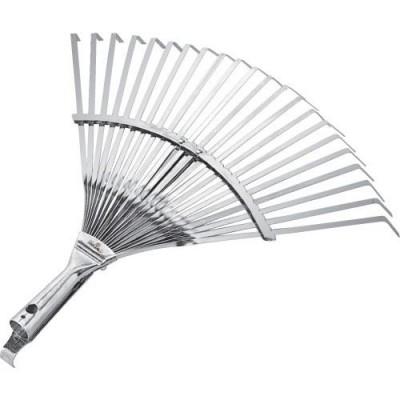 Metal Yaprak Tırmığı Ayarlı (Sapsız)