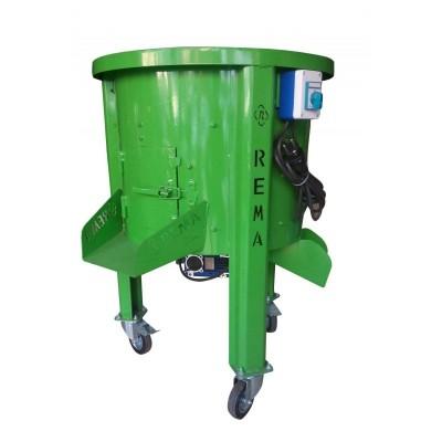 Rema RM170 Devir ayarlı Ceviz Soyma Makinası 100kg-170litre
