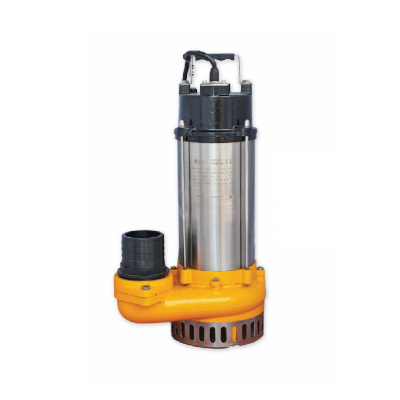 Vortex VX 400 T 4Hp 380v Pis Su Foseptik Açık Fanlı Dalgıç Pompa